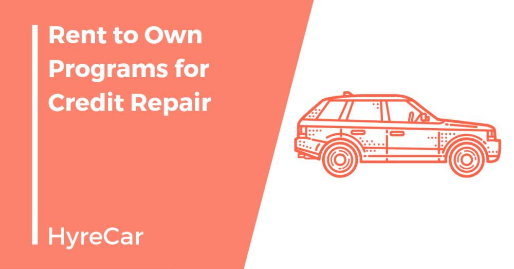 carsharing, ridesharing, credit score, credit repair, rent-to-own