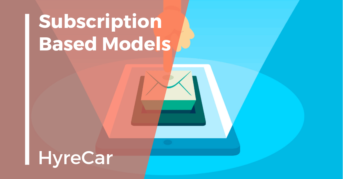 car subscriptions, innovation, auto financing 2019