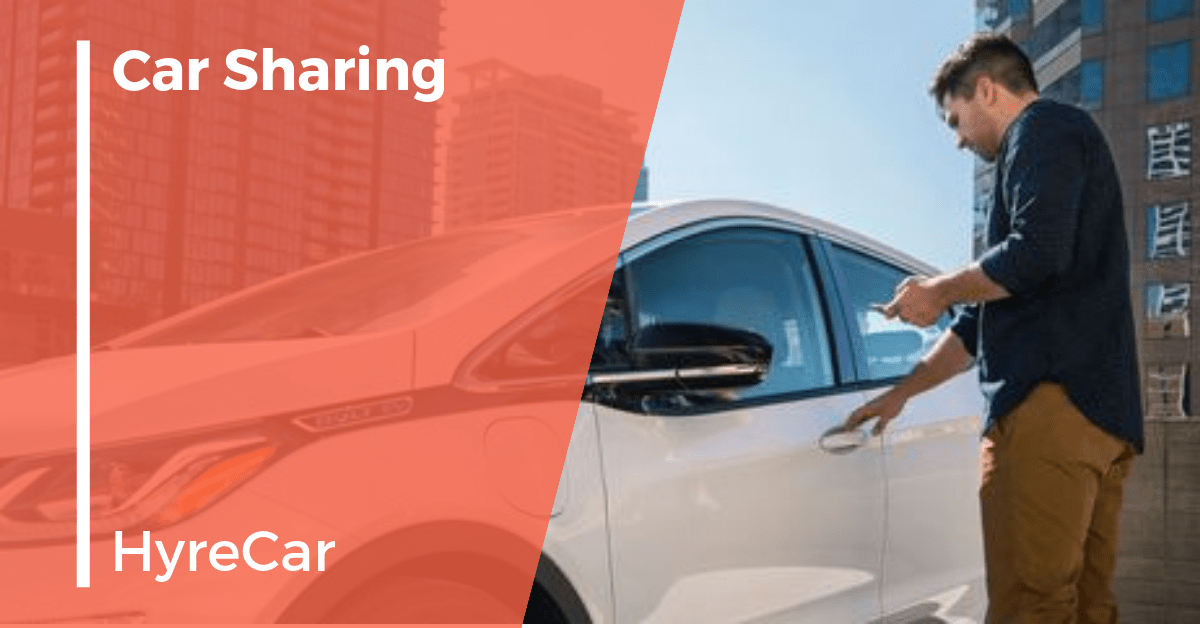Hyrecar, sharing economy, earn money, rent a car, extra income