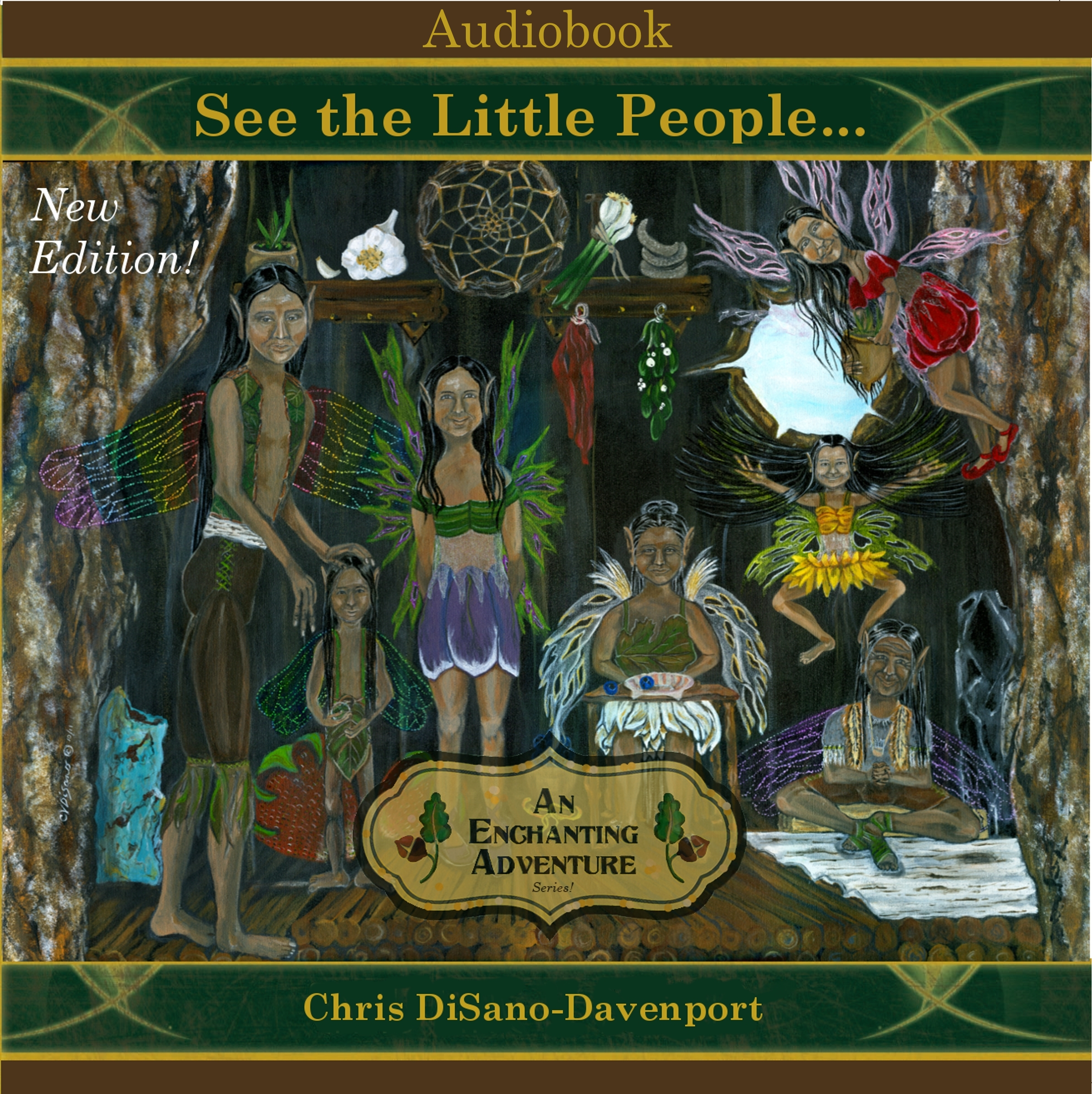 See the Little People…An Enchanting Adventure Digital Audiobook