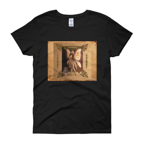 Sovereignty Vintage Fairy Women's short sleeve t-shirt