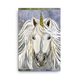 Unicorn Canvas By Chris DiSano 24 x 36