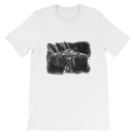 """Beings"" Sketch Short-Sleeve Unisex T-Shirt"