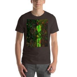 Telepathic Tree Ent's Short-Sleeve Unisex T-Shirt