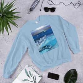 Whale Consciousness Sweatshirt