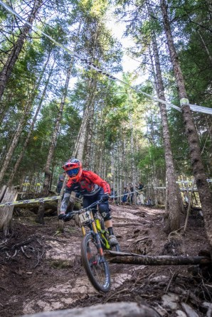 Canadian Open DH race