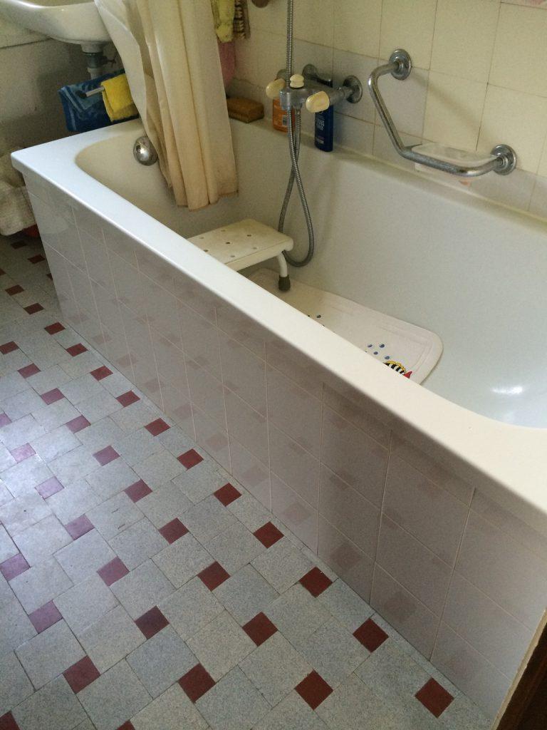 planche de bain ou siege de bain hyseco