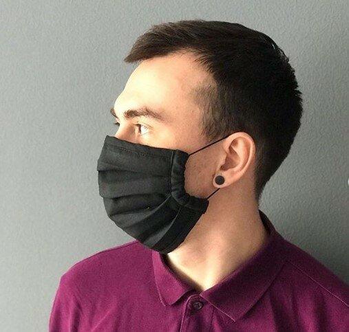 Эксперт рассказал, как правильно носить медицинскую маску
