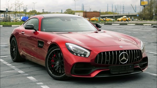 В Украине замечен Mercedes с номерами стоимостью, как само ...