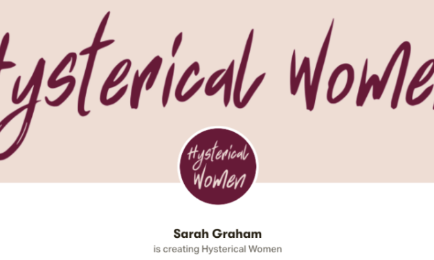 Support Hysterical Women on Patreon