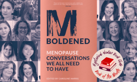 M-Boldened: 'So many people have menopause symptoms shrugged off, ignored, or belittled'