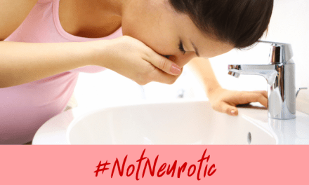 #NotNeurotic: 'They just didn't believe me' – pregnancy with hyperemesis gravidarum