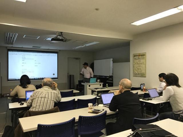 【Wixの相談・サポート】Wixワークショップ大阪 2018年3月度実施しました