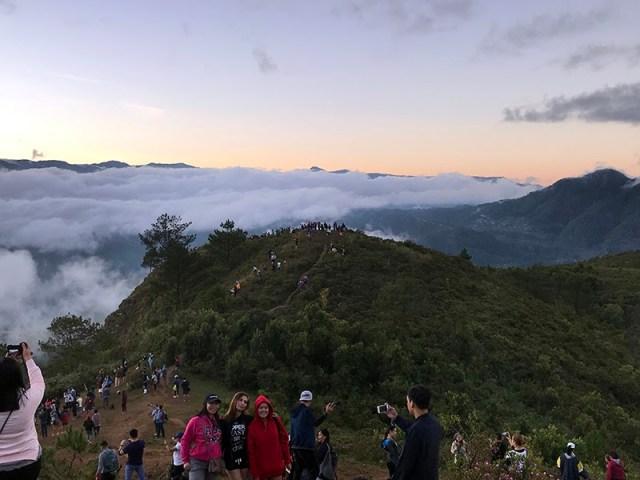 Kiltepan Viewpoint, Sagada