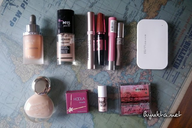 Makeup project pan
