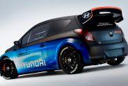 Hyundai i20 WRC w Genewie