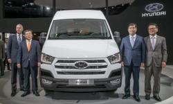 Hyundai H350 – pojazd dostawczy dla Europy