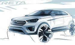 Hyundai prezentuje model Creta