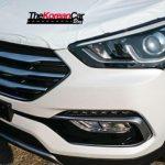 """Hyundai SantaFe 2016 tiếp lục lộ """"ảnh nóng"""""""