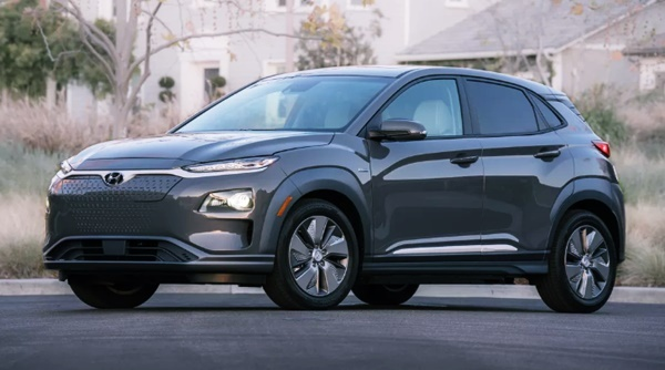 New 2021 Hyundai Kona EV Electric Price