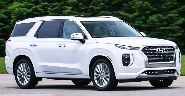 New 2021 Hyundai Palisade Limited Specs