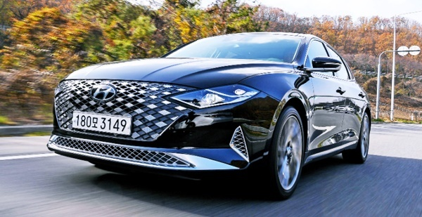 2021 hyundai grandeur rumors facelift  hyundai cars usa