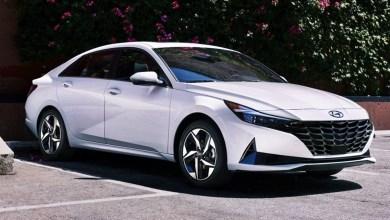 2022 Hyundai Elantra Hybrid Exterior