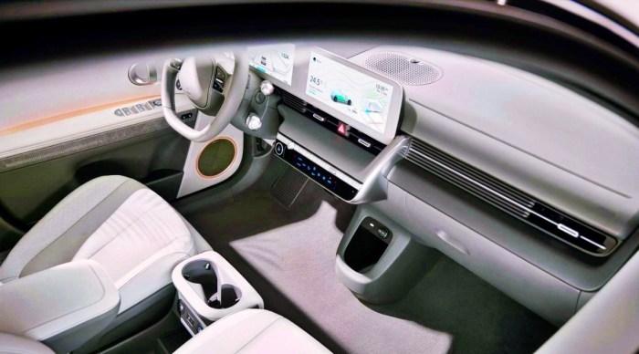2023 Hyundai Ioniq 5 Interior