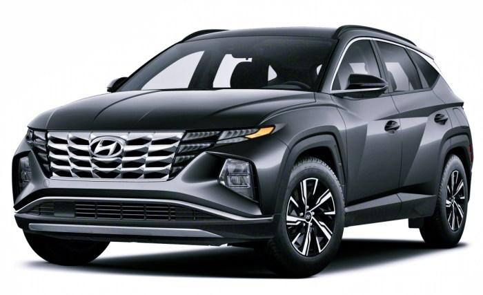 2023 Hyundai Tucson Hybrid SEL Convenience