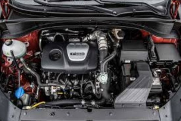2019 Hyundai Tucson Engine