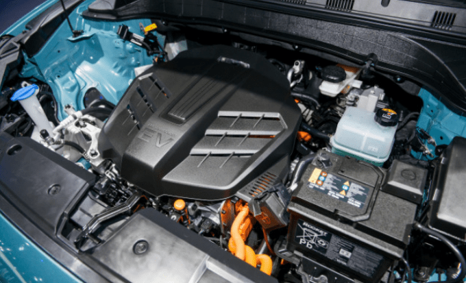 2019 Hyundai Kona Engine