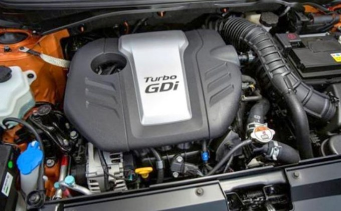 2020 Hyundai Veloster Turbo Engine