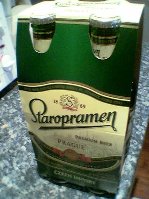 Staropramen Premium four-pack