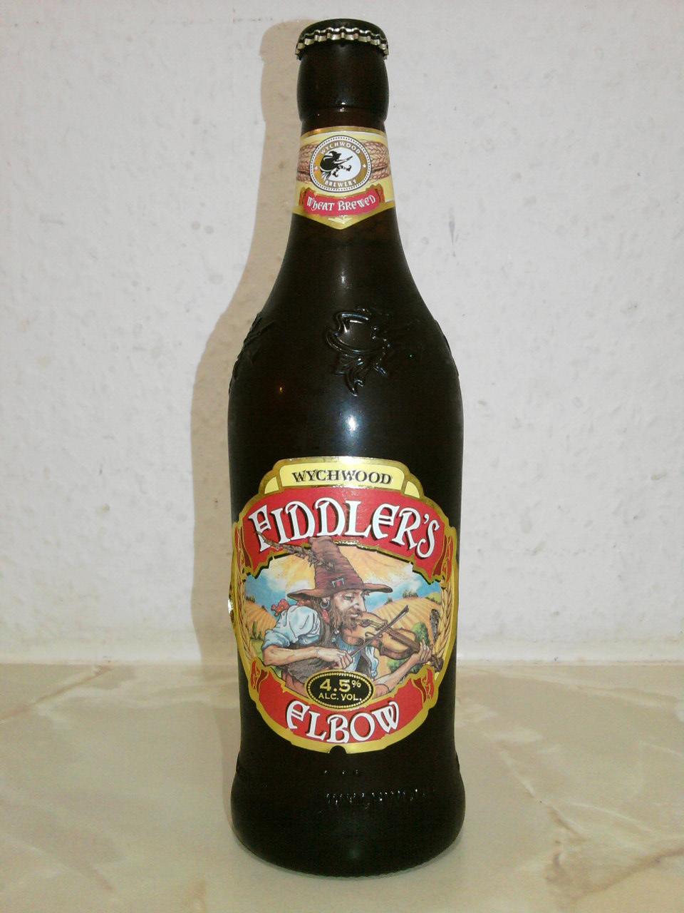 Wychwood Fiddler's Elbow bottle