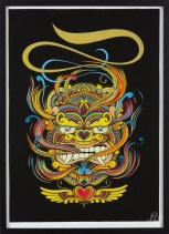 Olow Collabore avec l'artiste tatoueur Jeykill pour une collection capsule