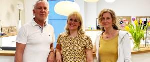 Dr. Redhardt, Dr. Rose, Herr Völker