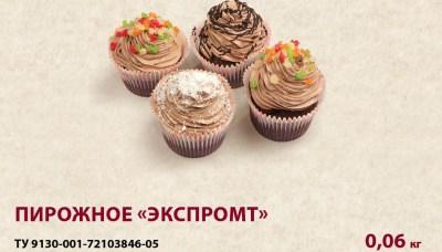пирожное экспромт1