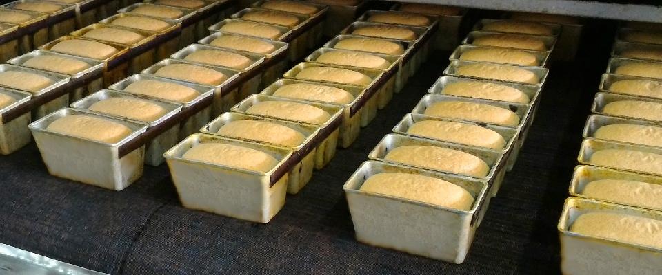 формовой белый хлеб