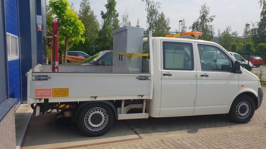 Pick-up van HZE