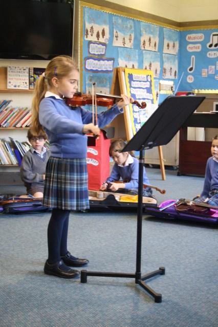 2D Violin Concert