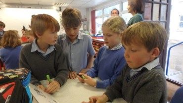 Year 2 Science with Year 4