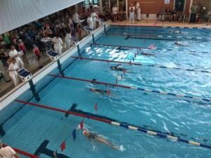 Sfeer foto zwembad
