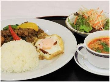 ご夕食は本格タイ料理♪さらにドリンク1杯サービス【1泊2食付タイ料理ぷらん】