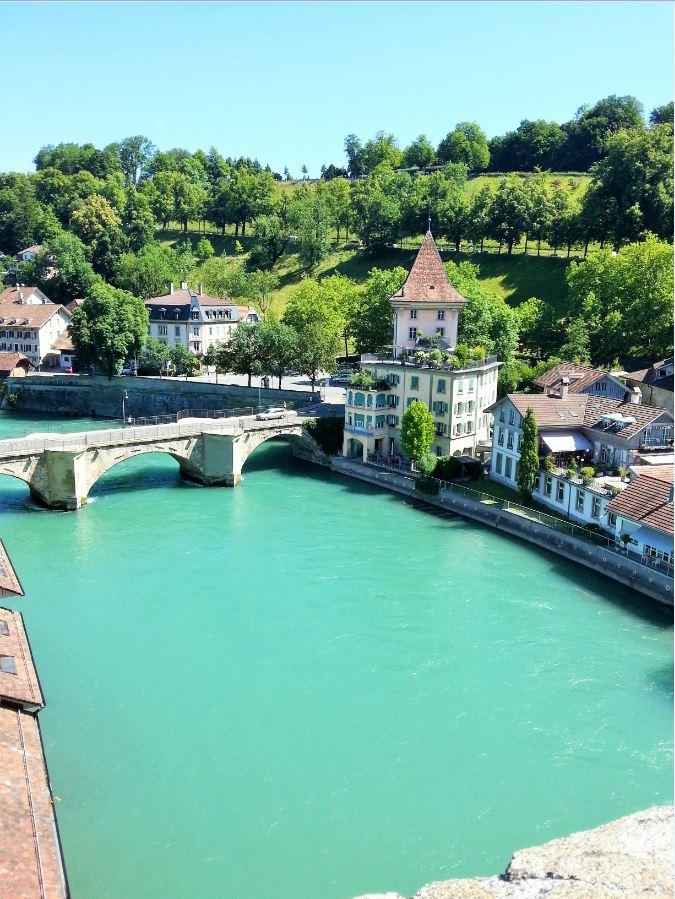 fleuve berne