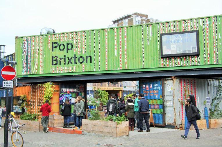 marché pop brixton