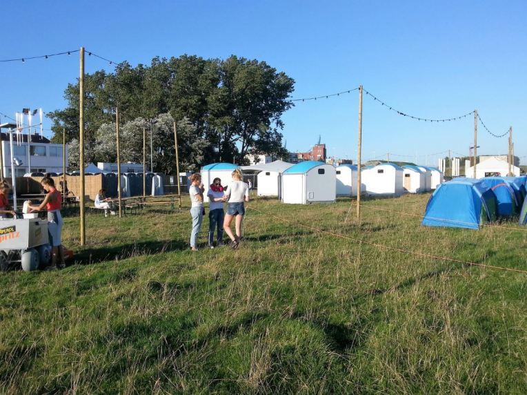 camping wecandance