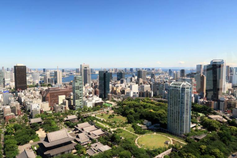 vue tour de tokyo