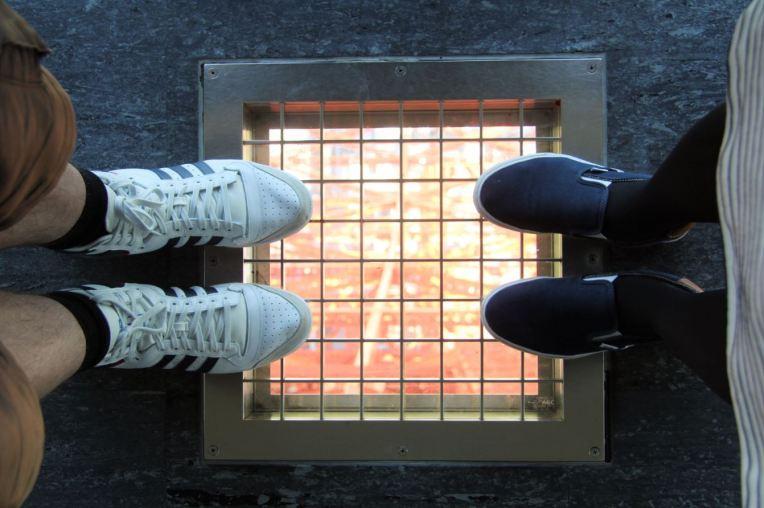 pied tour de tokyo