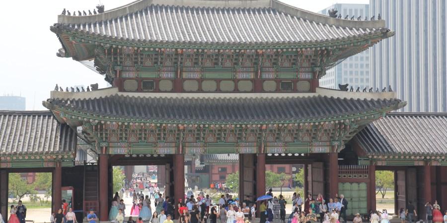palais royal gyeonbokgyung