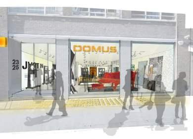 Domus Showroom Designers